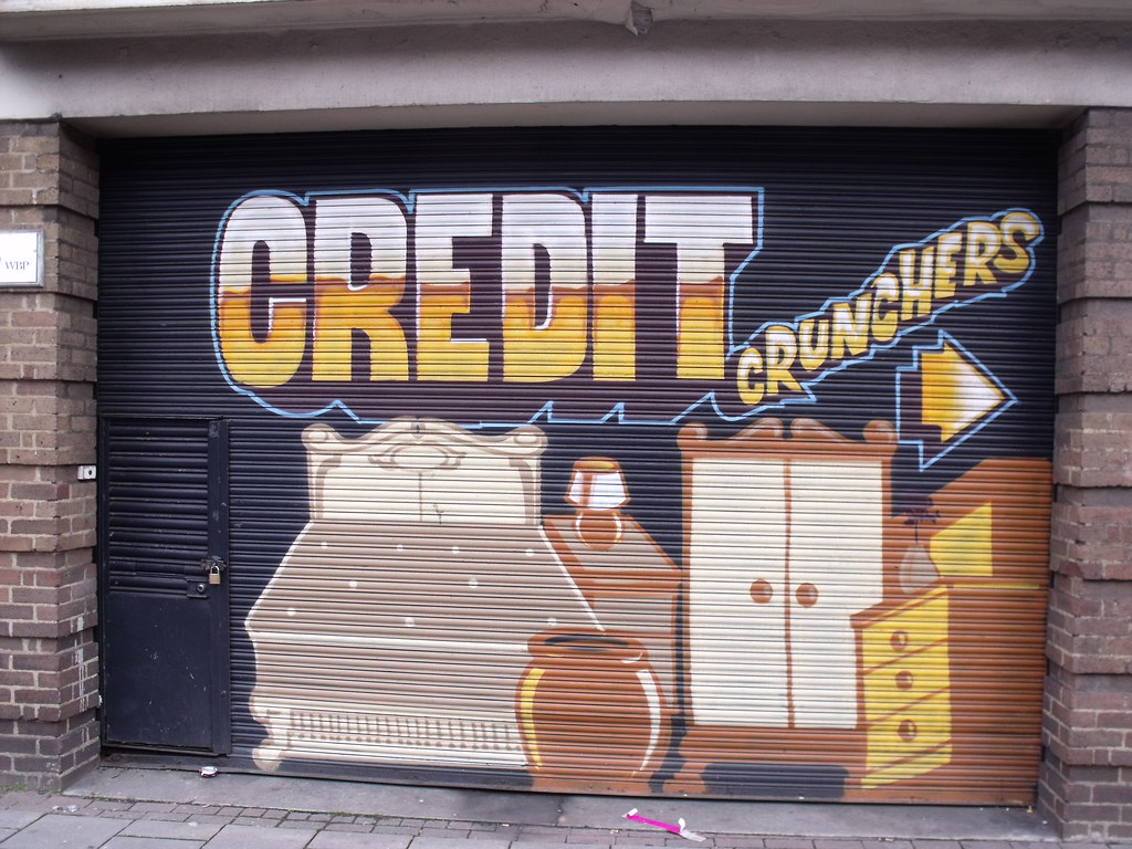 Credit Crunchers - Moat Lane