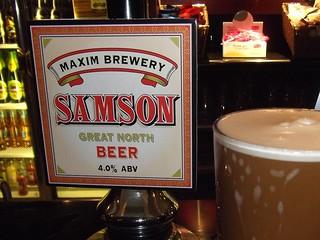 52 beers 3 - 19, Maxim, Samson, England