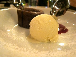 Chocolate Lava Cake | Cactus Club Cafe