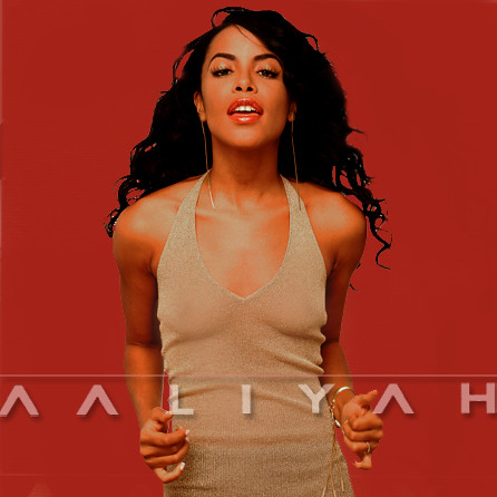 family speaking out that this collection tweeted to aaliyahs highlyAaliyah One In A Million Album Cover