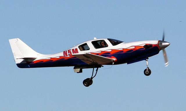 Engine 350-hp Continental TSIO-550