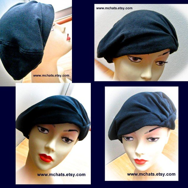 Fleece Hats - Martha Stewart Sewing Projects