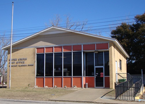 Post Office 36009 (Brantley, Alabama)