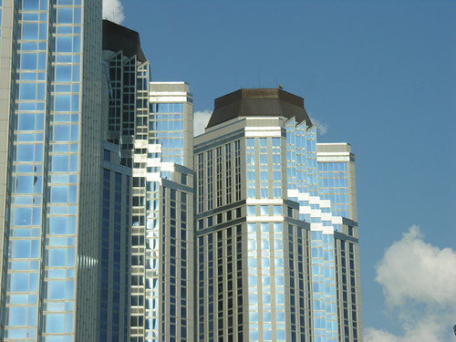 Bank Towers of Istanbul