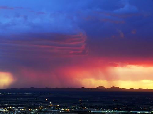 storm rain elpaso therebeastormabrewin