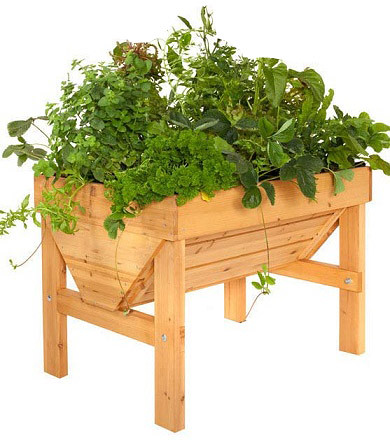 vegetable planting tables raised garden beds flickr photo sharing