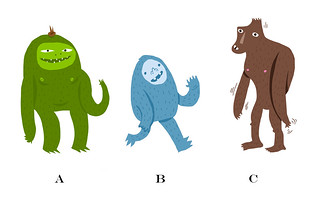Which big foot?