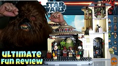 JABBA'S PALACE | Lego Star Wars Toys Set 9516 | Ultimate Review ✔