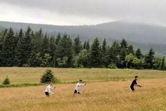 Běh s holemi – trénink, díky kterému se zlepšíte