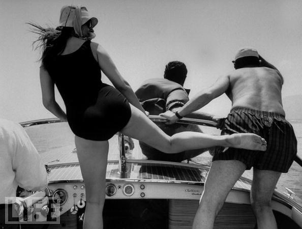 Sophia Loren's Ass