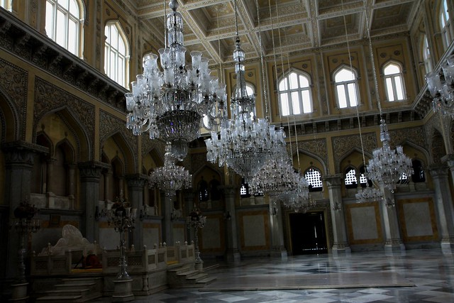 chowmahalla palace hyderabad