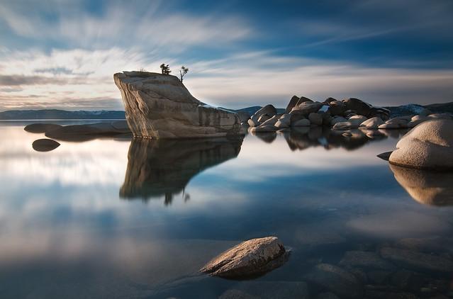 bonsai rock lake tahoe - photo #37