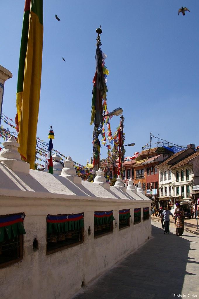 [遊記][尼泊爾]加德滿都谷地三大寺廟
