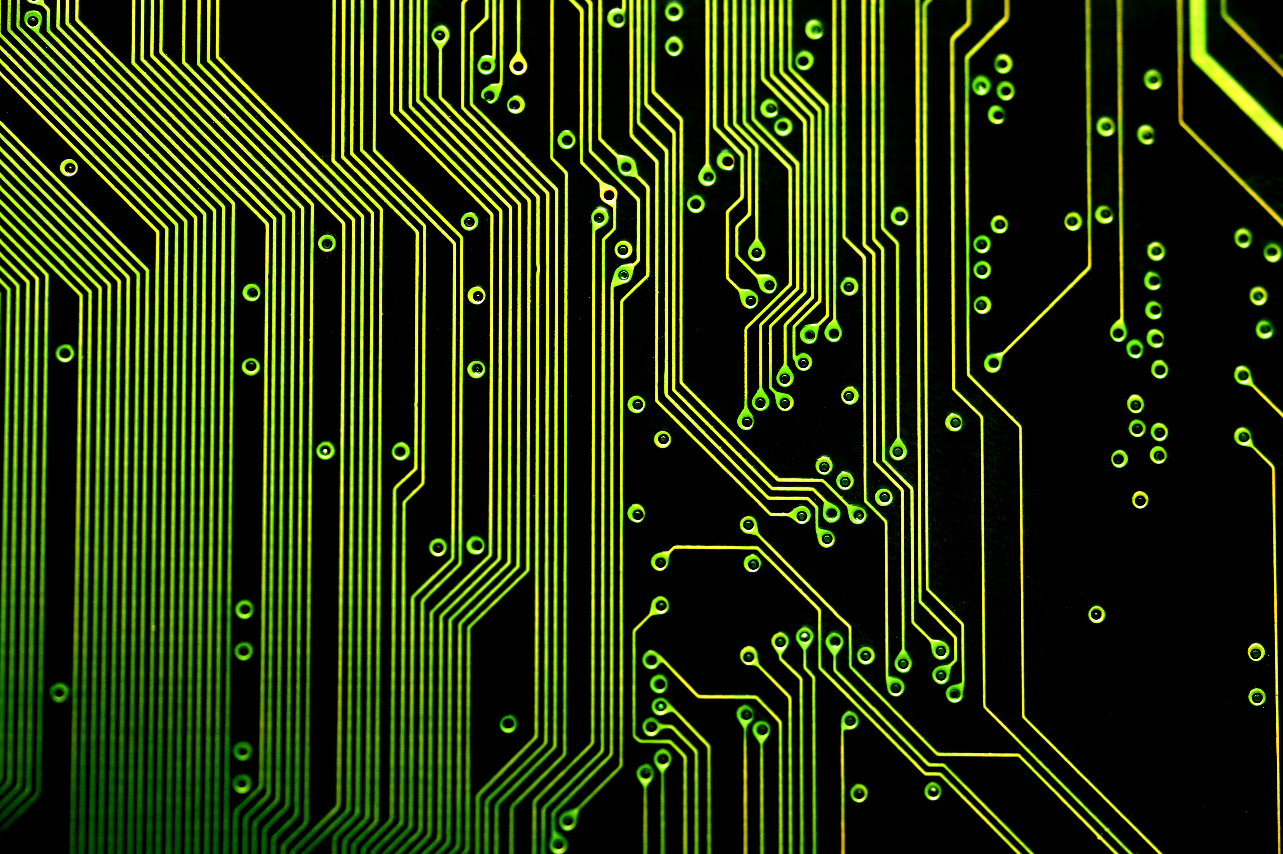Screen Printed Circuits : Electronic circuit board flickr photo sharing
