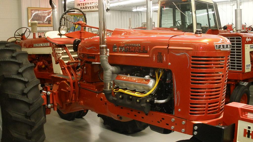 farmall 706 gas wiring diagram international m tractor
