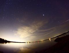 swirl night sky