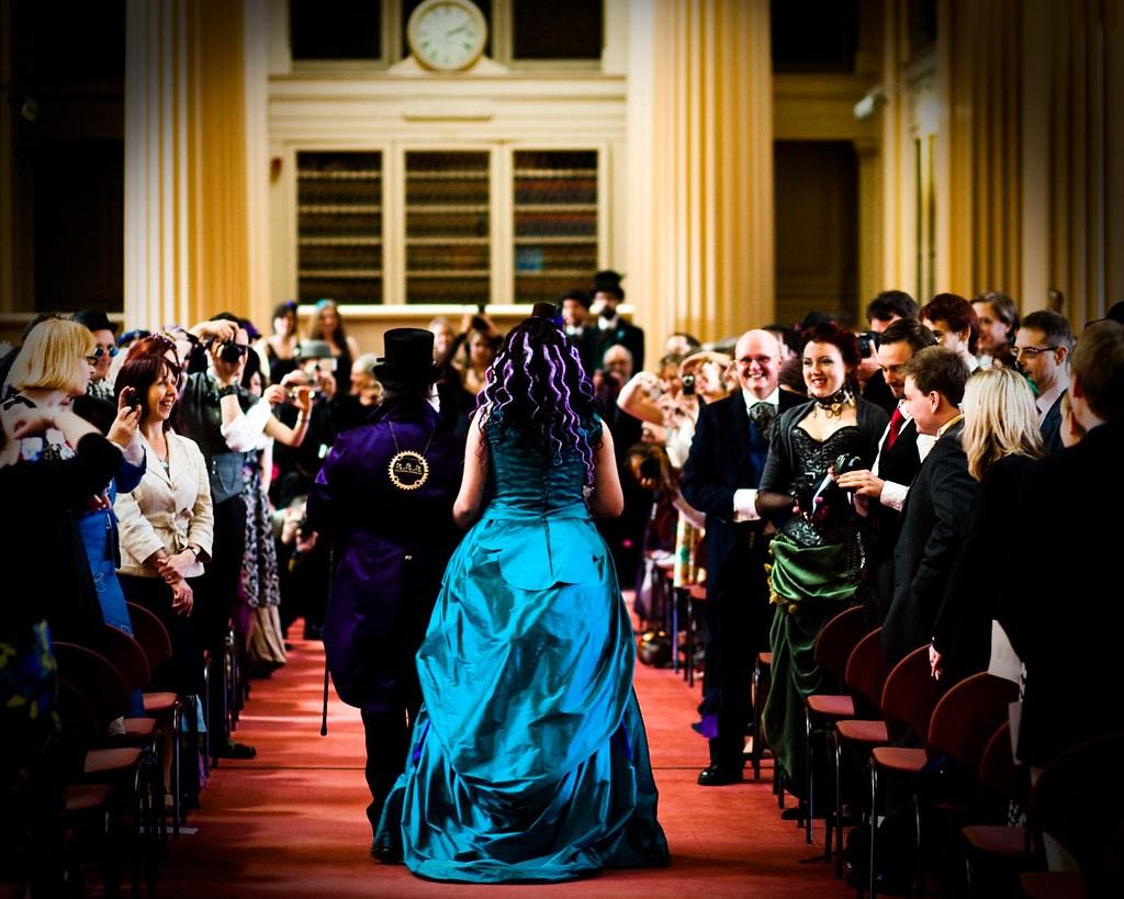 Wedding Ceremony Atheist Wedding Ceremony: So You Want To Craft A Processional…