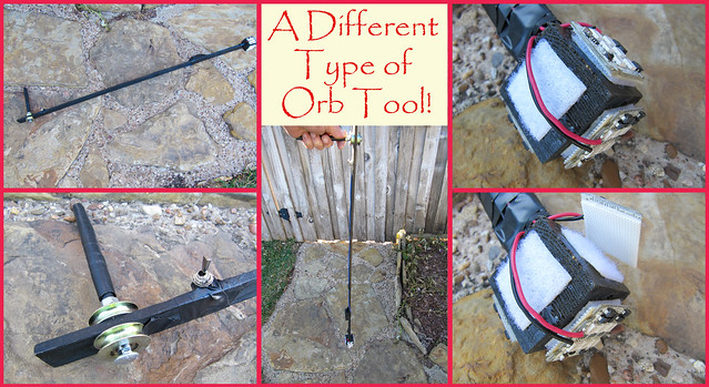 New Orb Tool