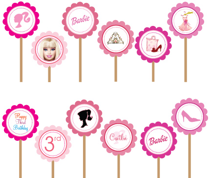 Barbie Invitation Cards is awesome invitation example