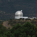 Picture A Day December 16, 2010 - Hobby-Eberly Telescope at McDonald Observatory