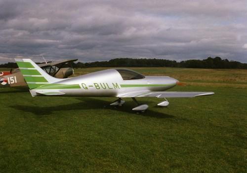 G-BULM - Popham 12-10-1997