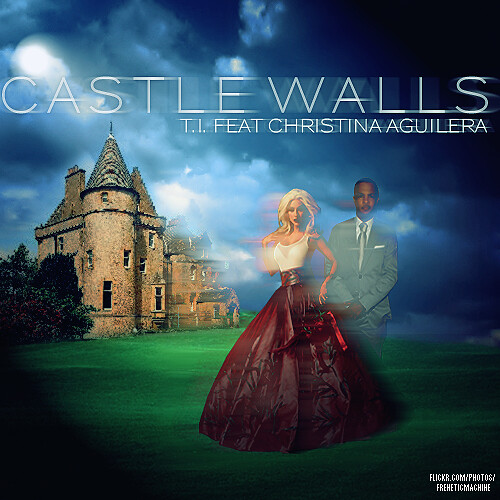T I  feat  Christina Aguilera   Castle Walls