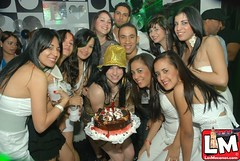 Happy B-Day Anyelina Ramos @ 87.7 Pub Radio 18/20/2010.