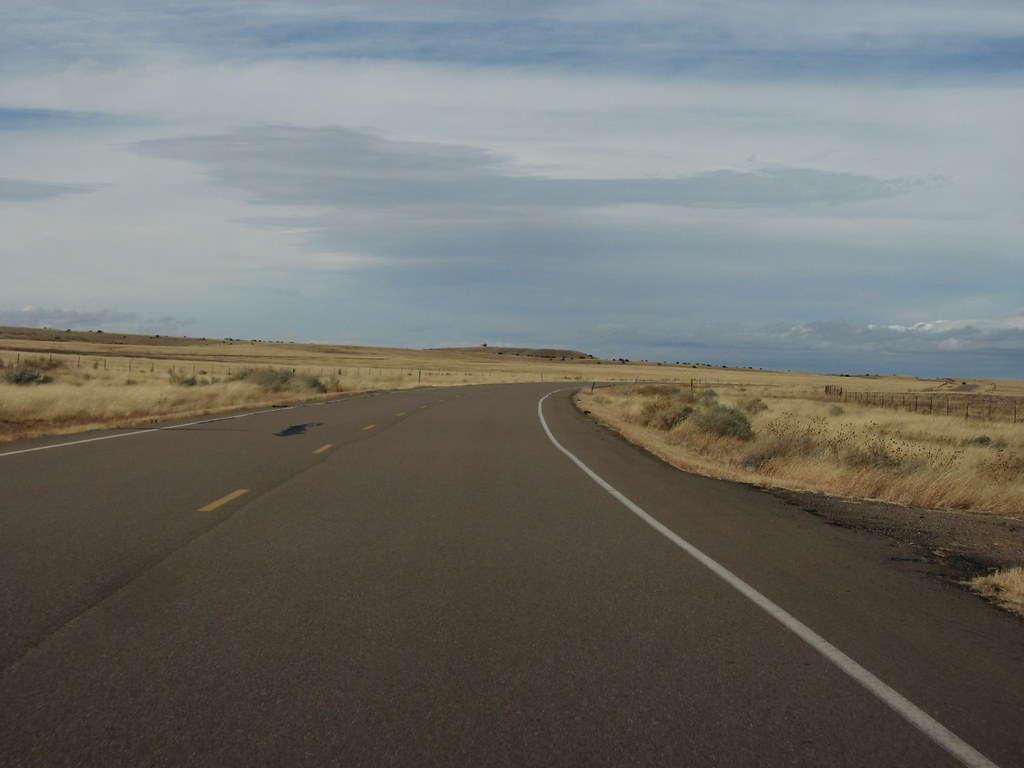Snowflake (AZ) United States  City pictures : County Route 5020 Between State Route 61 and Snowflake, Arizona ...