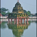 Small photo of Mandapam inside Sangu Theertha Kulam