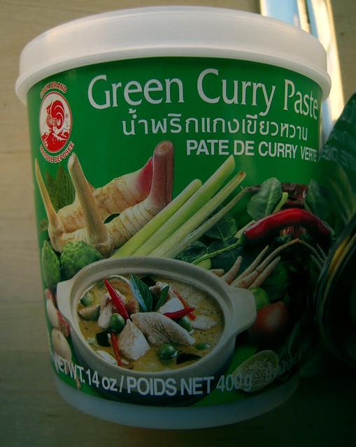 green curry paste p 226 te de curry verte flickr photo