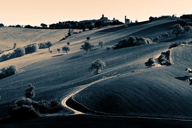 Landscape: Rural architecture