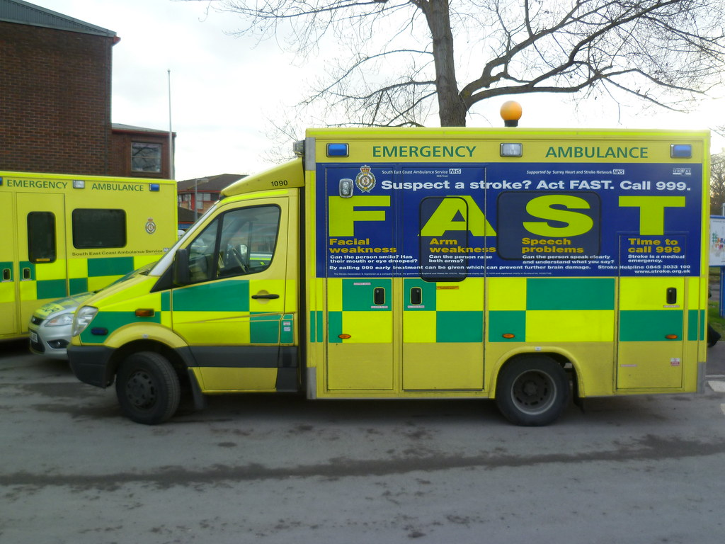 A busy day at East Surrey Accident & Emergency | A busy day