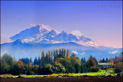 usa mountain landscape volcano scenery wa westcoast mtbaker northcascades mountainscenery arianwen