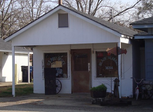 Old Post Office 36314 (Black, Alabama)