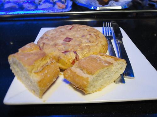 Tortilla  Gijonuda del Gota a Gota
