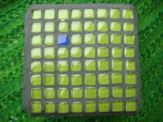 mosaic face 4