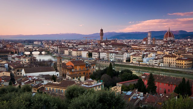Florence from the Top
