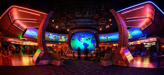 Spaceship Earth - Project Tomorrow