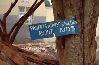 Parents Advise Children about Aids