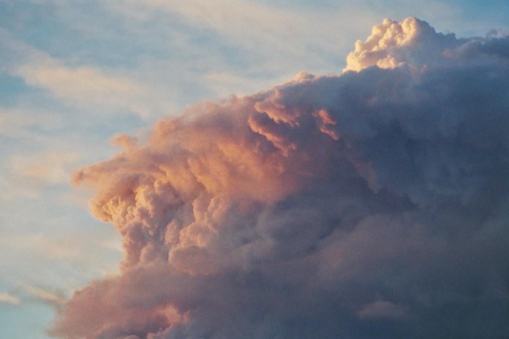 Fire Clouds #3