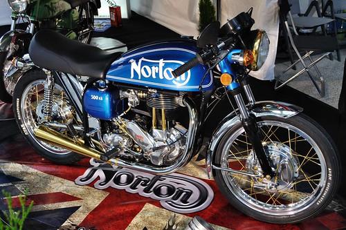 Norton 500ES