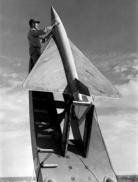 early wooden rocket? | Flickr - Photo Sharing!