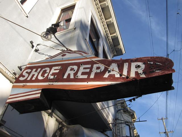 Shoe Repair Near Skyview
