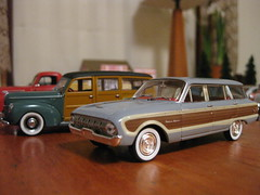 1/43 Scale Ford Collection, Dec 2010