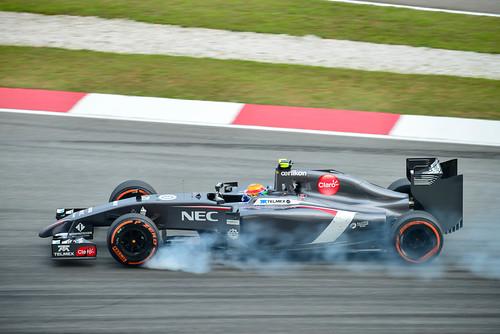 Sauber F1 Team C33 2014
