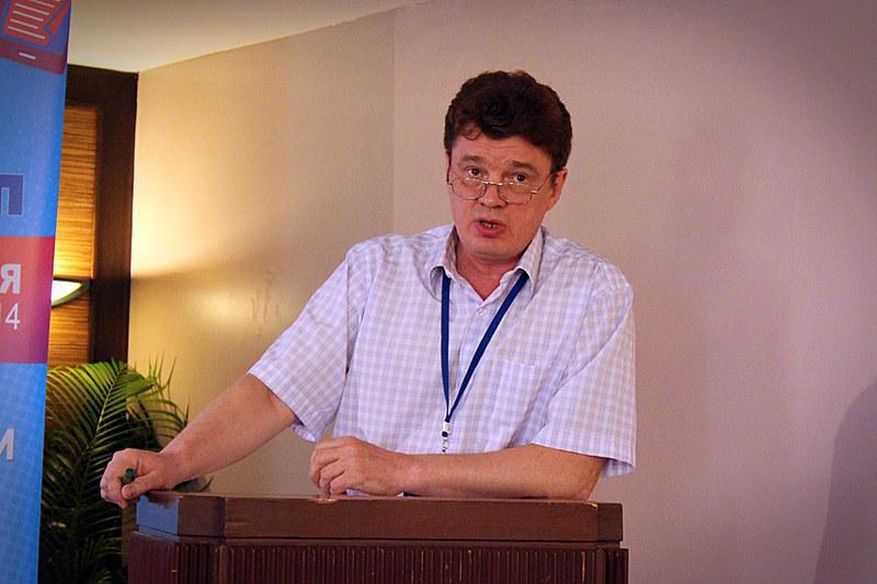 Сергей Маленков