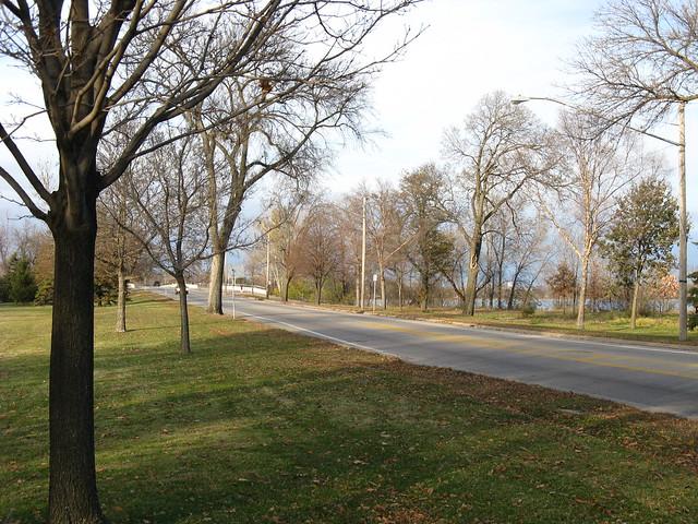 Cedar Avenue and Lake Nokomis