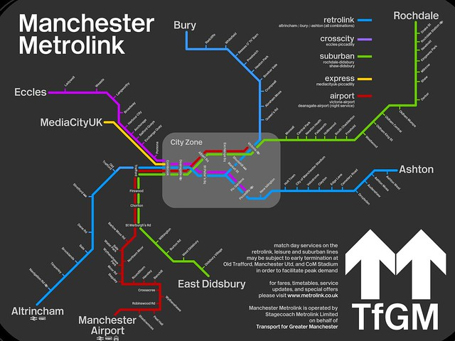 Manchester Metrolink 2020 Flickr Photo Sharing