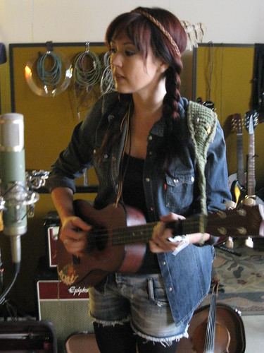 Amanda Shires by daytrotter