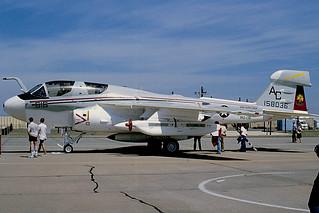 EA-6B Prowler - Sheppard Air Force Base - April 1978